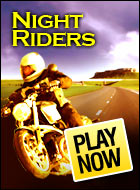 Night Riders Game - Racing Games